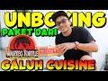 Unboxing Paket Dari Galuh Cuisine Warteg Tortle  Mp3 - Mp4 Download