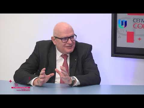 TeleU: Despre profesia de arhitect - cu Prof. dr. arh. Ioan Andreescu