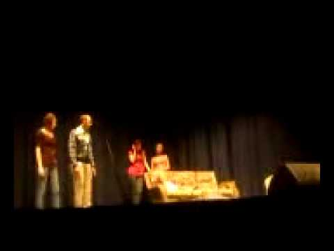 South Dearborn High School variety show 2010 part 7
