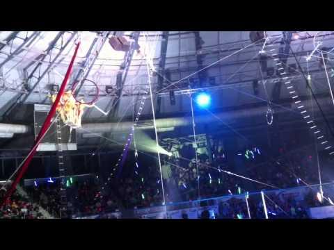 Akdar Shrine Circus in Tulsa 1