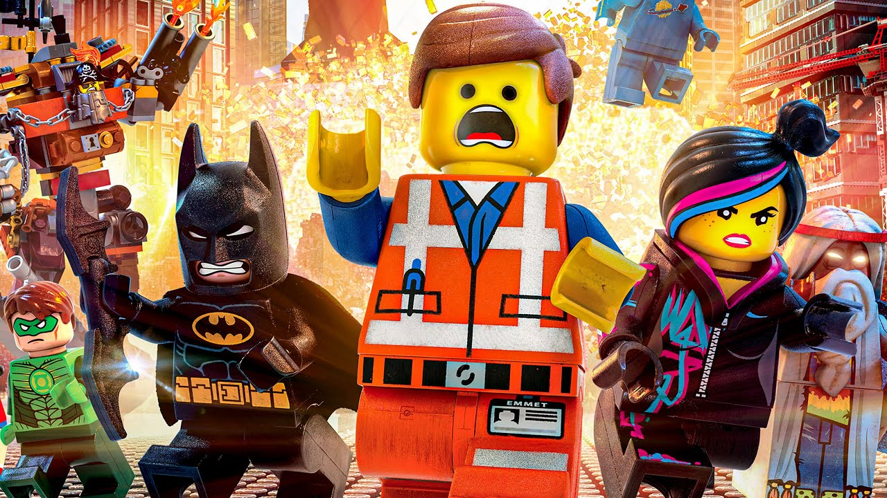 Download THE LEGO MOVIE All Movie Clips (2014)