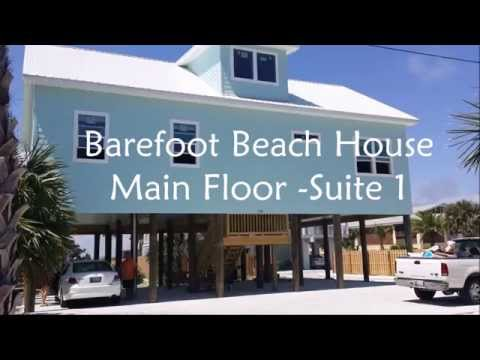 Barefoot Beach House Pensacola Florida