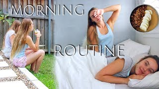 TWINS MORNING ROUTINE 2018