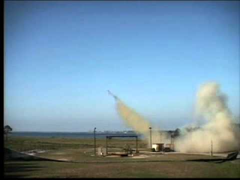 BQM-34 Firebee High Performance Aerial Target System launch