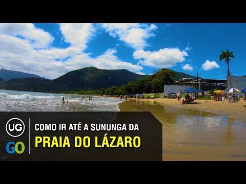 O que fazer na Praia do Lázaro em Ubatuba: Conheça a Praia da Sununga e a Gruta que Chora