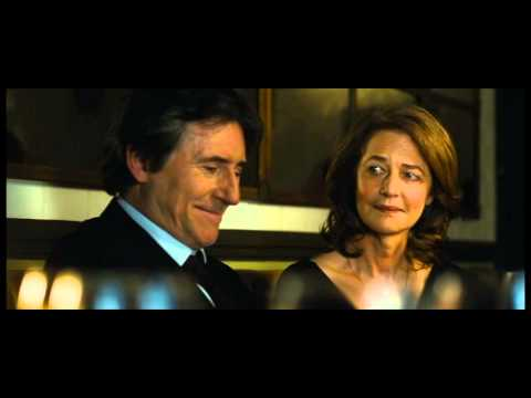 World exclusive clip from I, Anna - starring Charlotte Rampling and Gabriel Byrne