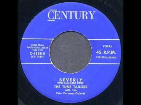 Tune Tailors - Beverly (Century 4158-II) 1958.wmv