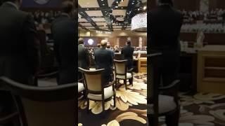 الرئيس ميشال عون بخير بعد تعثّره في القمّة العربية