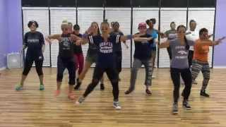 """TOUCHDOWN REMIX"" (Choreo by Lauren Fitz)"