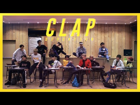 SEVENTEEN (세븐틴) - CLAP (박수) dance cover by RISIN'CREW from France