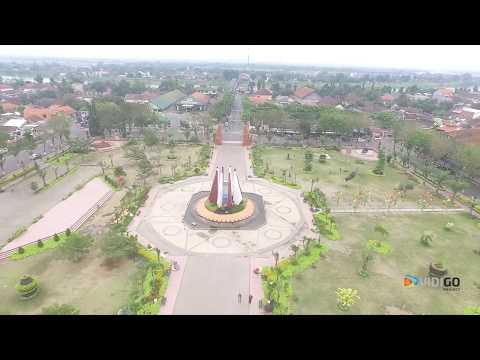 Kondisi Geografis Kota Mojokerto 2017