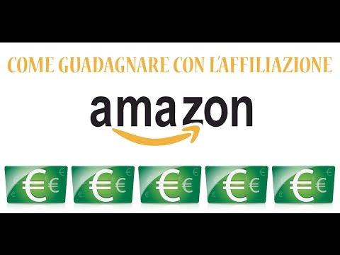 Come guadagnare con Amazon Affiliazione (Guida base)