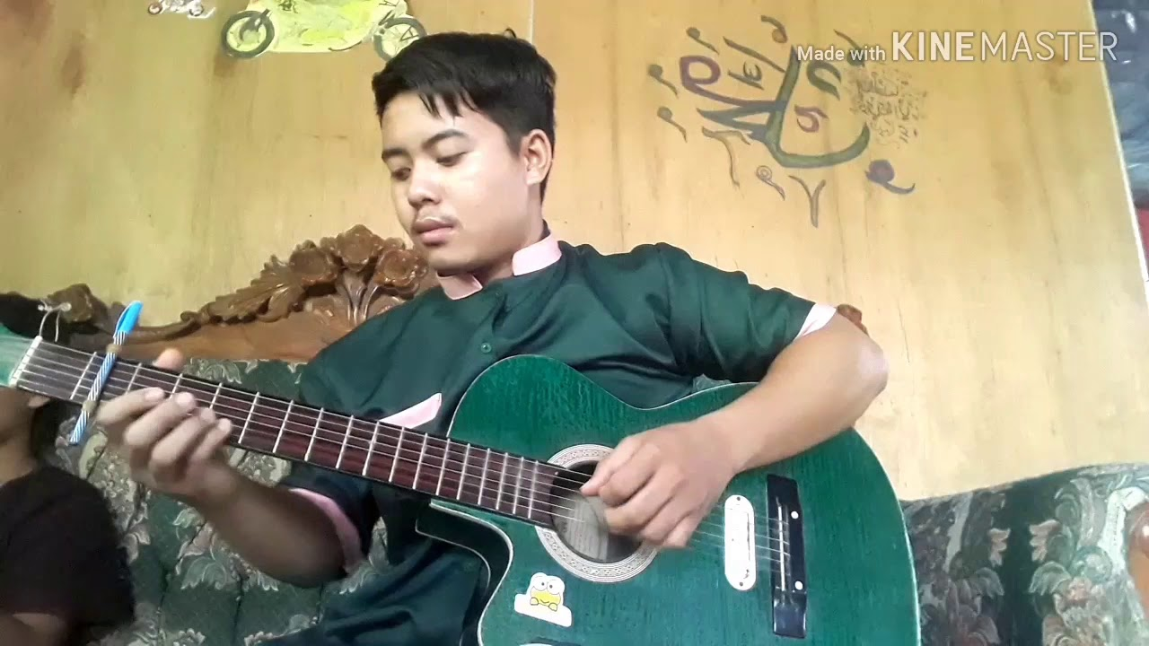 lagu mungkin rahmani fingerstyle youtube