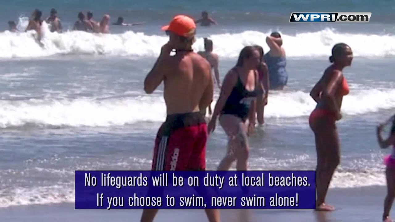 VIDEO NOW: Dorian Could Bring Dangerous Rip Currents