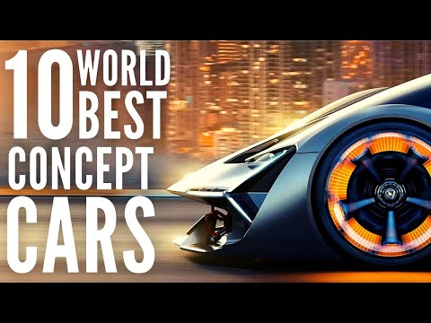 Top 10 Future Concept Cars 2020 - YOU MUST SEE!