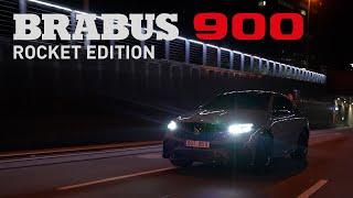 THE WORLDS FASTEST SUV - BRABUS 900 Rocket Edition
