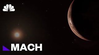 Super-Earth Exoplanet Discovered Orbiting A Star Just 6 Light-Years From Our Sun | Mach | NBC News