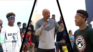 John Lucas All Star Wekeend 2016 | Zion Harmon, Kyree Walker and More! (Official Mix)