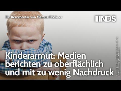 Kinderarmut: Medien berichten zu oberflächlich und mit zu wenig Nachdruck | Marcus Klöckner | 8.8.20