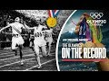 The Olympic Gold Medal that Surprised Even the Organizers | The Olympics On The Record