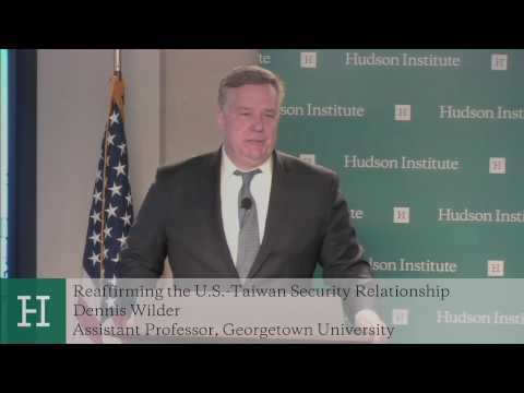 Reaffirming the U.S.-Taiwan Security Relationship