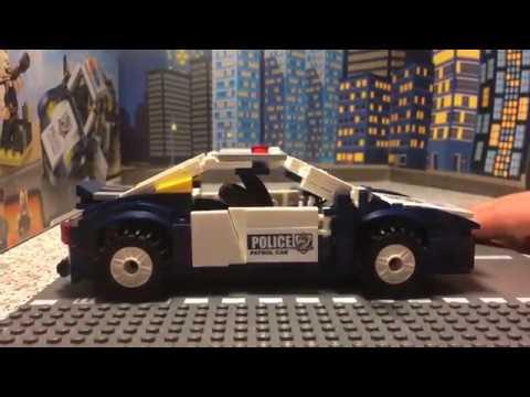 Обзор  POLICE BATTLE FORCE