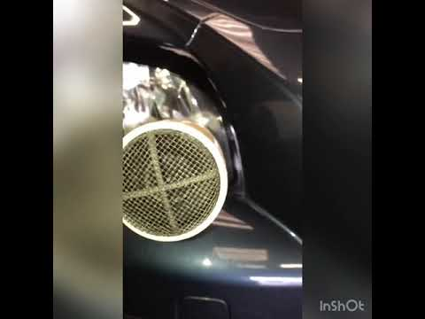 Volvo C30 How to remove moisture ( condens ) out headlights (lights)