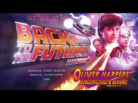 Back To The Future Part II (1989) Retrospective / Review