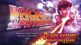 Retrospective / Review: Back To The Future Part II (1989)