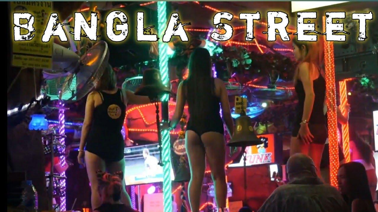 Patong Nightlife - Bangla Road (Phuket-Thailand) - YouTube