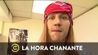 AXL Rose | Testimonios | La Hora Chanante | Comedy Central España