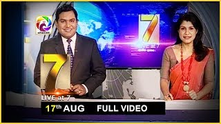 Live at 7 News – 2019.08.17 Thumbnail