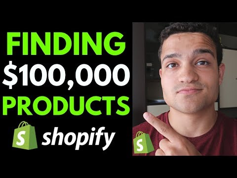 The SECRET Method To Finding Winning Products For 2020 | Shopify Dropshipping thumbnail