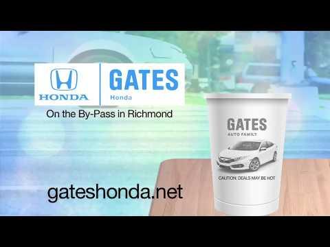 Gates Honda - Short drive from Lexington