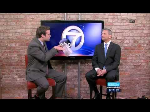 KATV Interview with Dr. Schlesinger