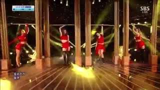 Live HD | 131117 Miss A