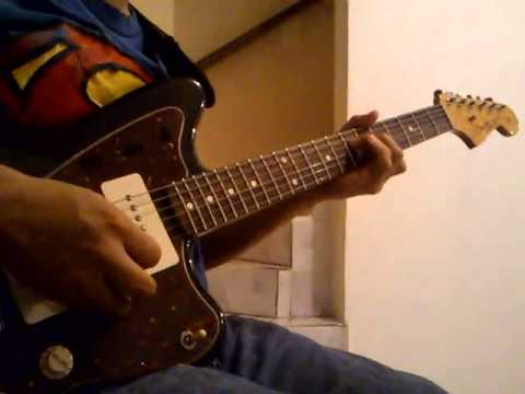 Blur - No Distance Left To Run (Guitar Cover)