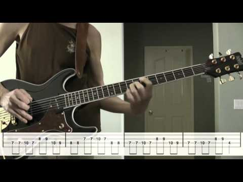 Munster Theme Song - Bass Guitar w/tabs