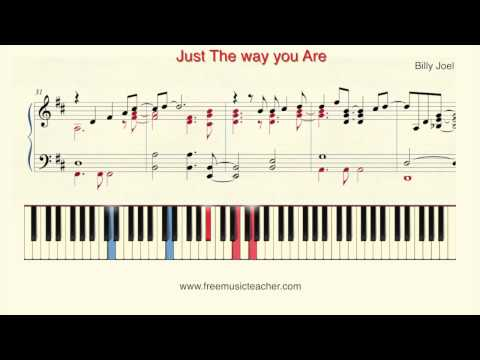 How To Play Piano: Billy Joel