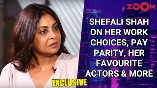 Shefali Shah on her work choices, pay parity, favourite actors, box office numbers & more
