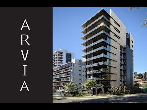 ARVIA APARTMENTS. 47 Eden Ave, Coolangatta. Queensland.