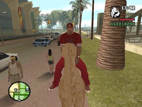 Camel Mod Gta San Andreas