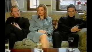 Boyzone - Ronan Keating and siblings interview on OK TV.