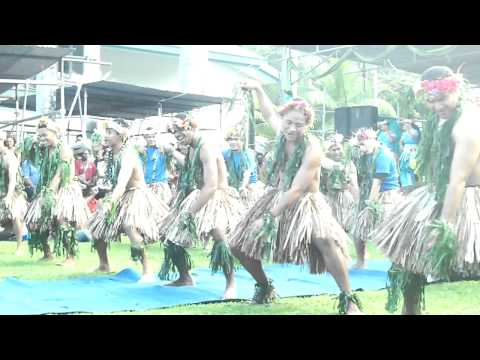 TUVALU STUDENTS PERFORMANCE AT USP 2013 . TO BE CONTINUED ...