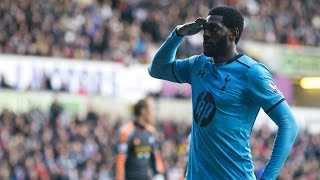 Emmanuel Adebayor's 42 Goals For Tottenham