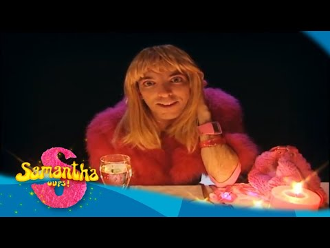 🍷 Dînez en tête à tête avec Samantha (Tuto) 🌹 Samantha Oups !