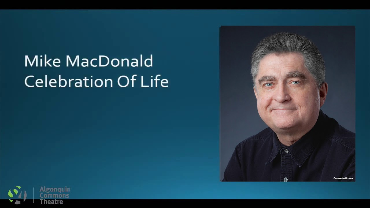 picture Mike MacDonald