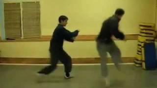 Школа кунг-фу 功夫  Москва. Видео-урок.