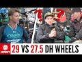 29 Vs 27.5 Mountain Bike Wheels | What Do The Pros Think?