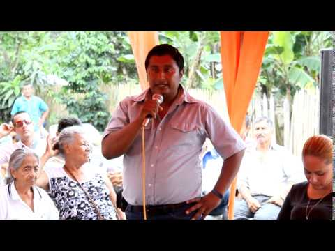 Sesión de Concejo Cantonal y reunión de trabajo en San Juán del Búa
